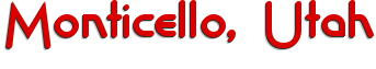 Monticello business directory logo